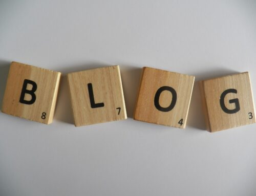 Se blogindlæggene først